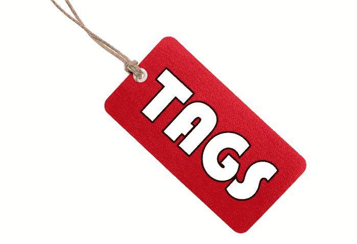 Eliminazione e pulizia Tag su Wordpress
